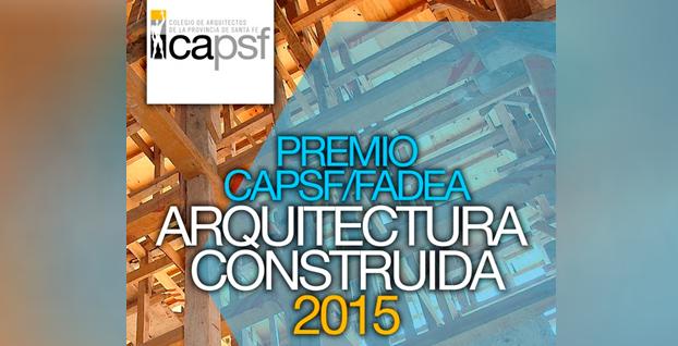 Premio Nacional FADEA 2015