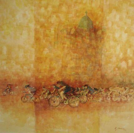"Exposición: Eduardo Cervera - ""Acuarelas"""