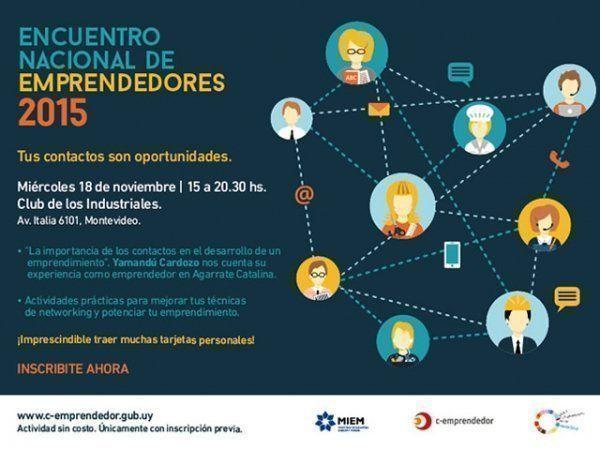 Encuentro Nacional de Emprendedores