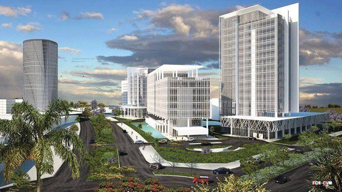 Crece el mercado inmobiliario de oficinas en américa latina