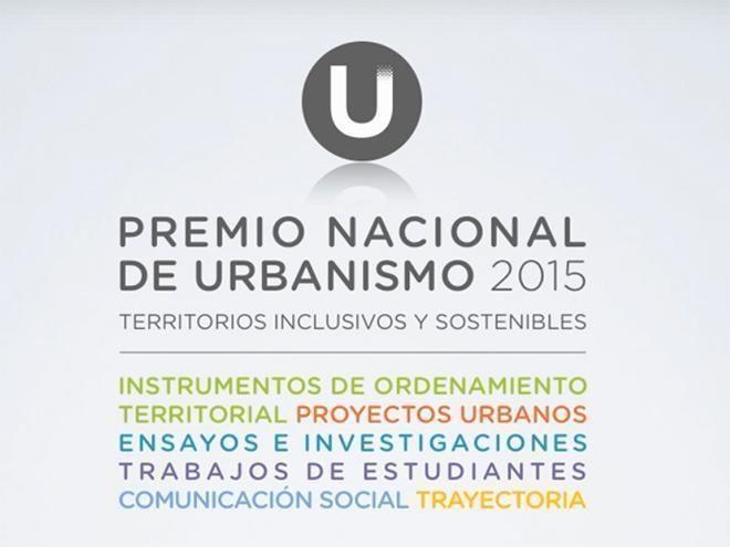 Concurso: Premio Nacional de Urbanismo MVOTMA 2015