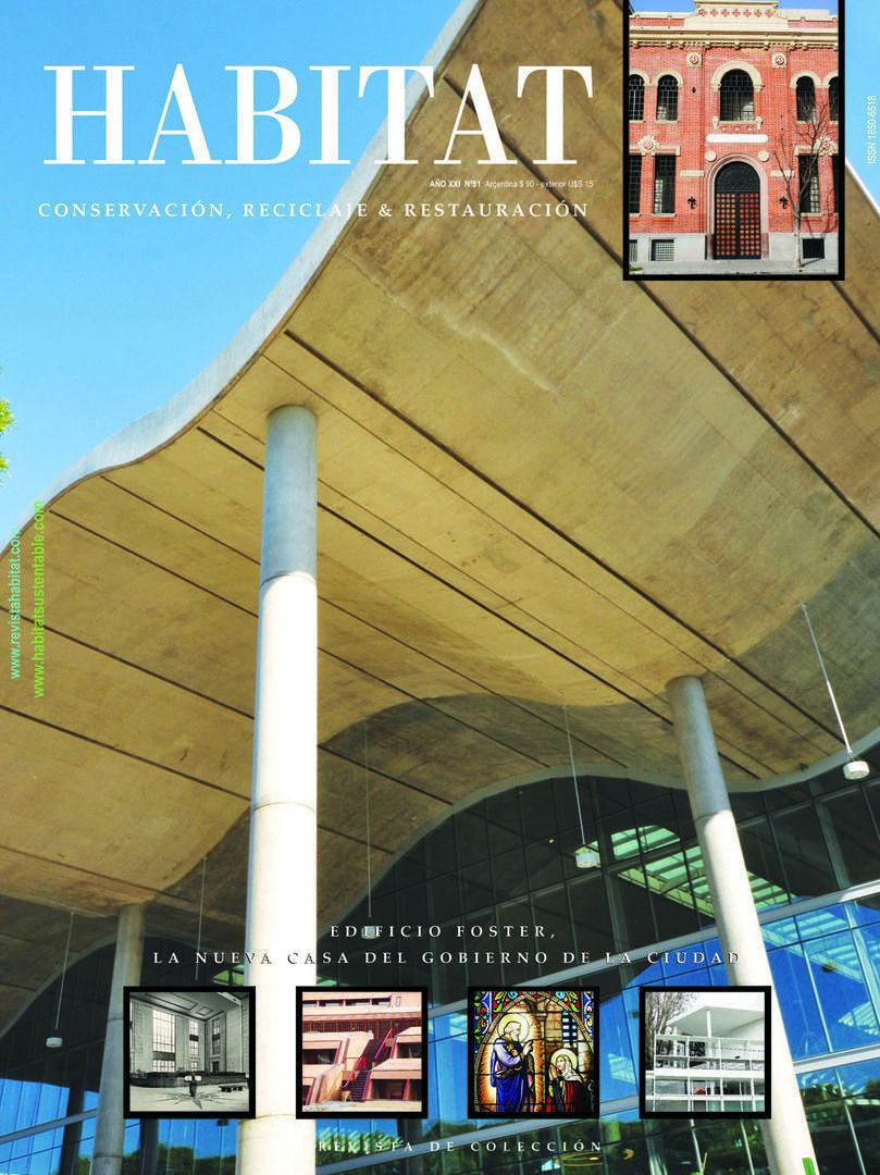 Revista Habitat Nº 81