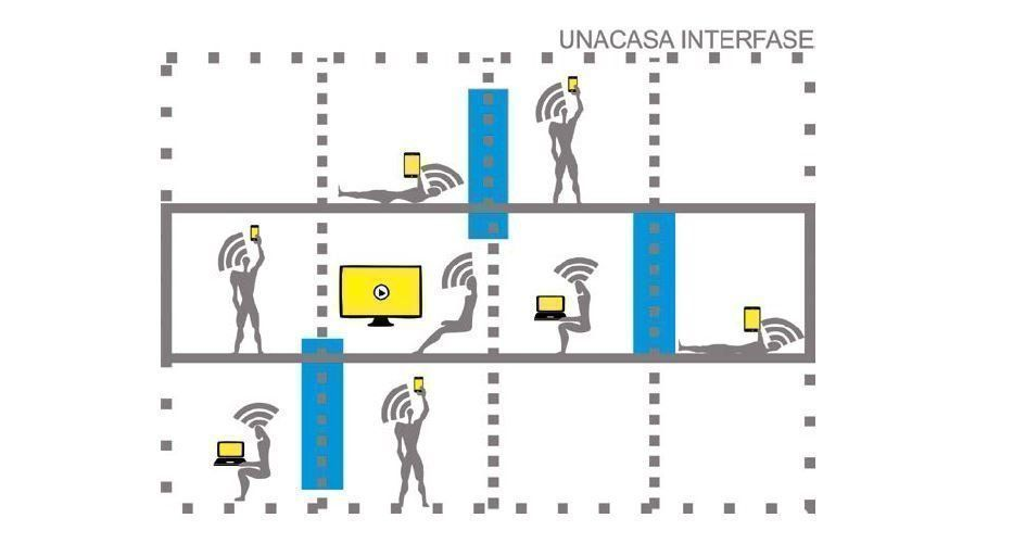 U N A C A S A, por Carballo Errasti Arquitectos
