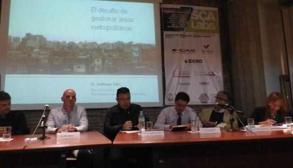 La sustentabilidad en tres SCALabs sobre arquitectura residencial, hotelera, corporativa y urbanismo