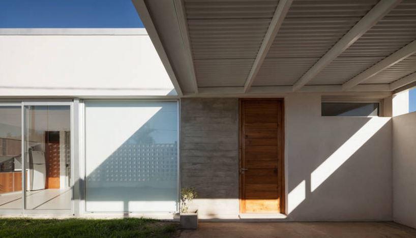 Casa Cozzi, la primer casa sustentable construida con un crédito PRO.CRE.AR