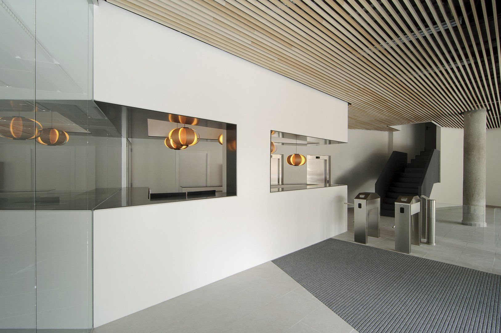 Reforma de edificio de oficinas en bilbao arqa for Oficinas caixa bilbao