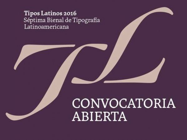 Séptima Bienal de Tipografía Latinoamericana