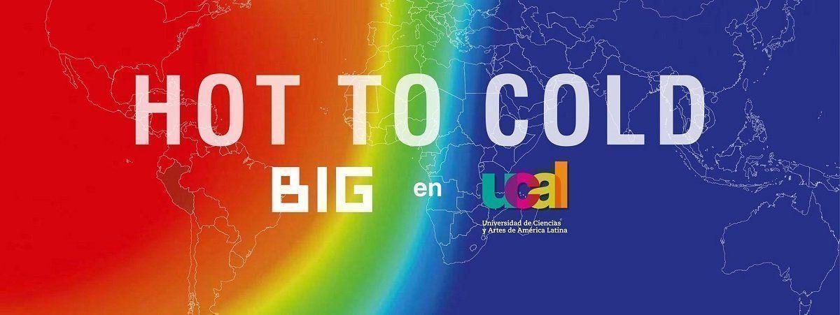 """Conferencia: """"Hot to Cold"""", BIG en UCAL"""