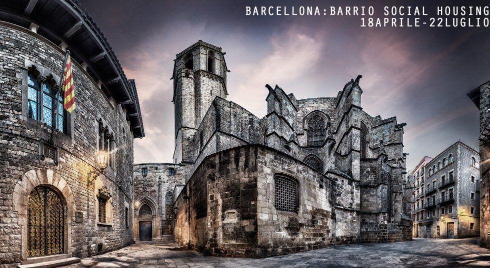 Concurso: Barcelona housing