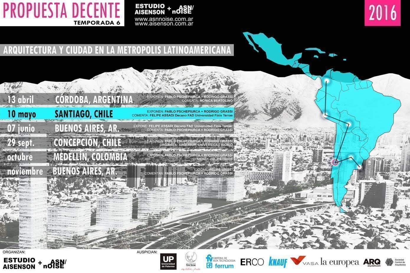 Propuesta decente en Chile, Mayo 2016