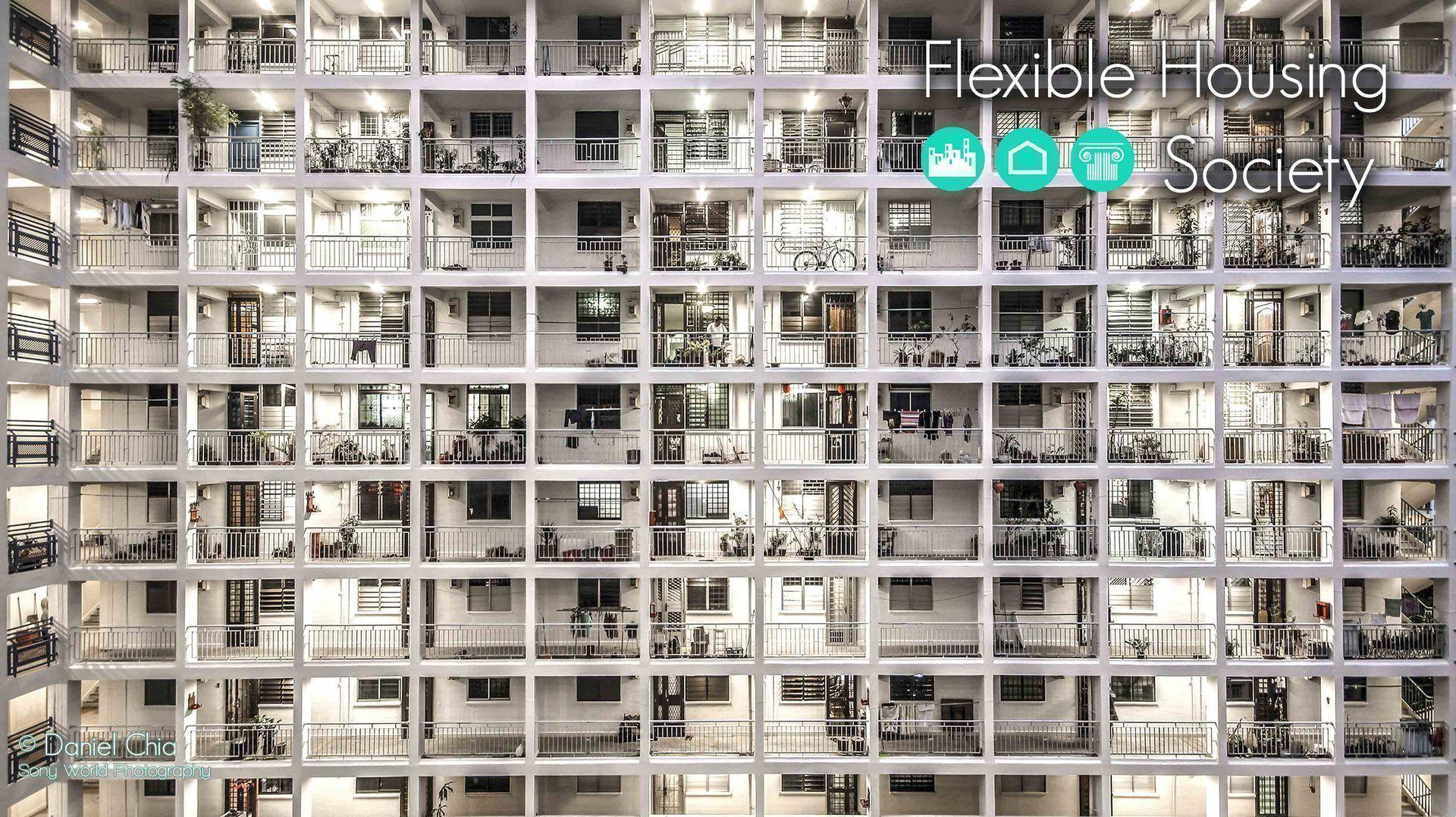 Concurso reTHINKING: Flexible housing [society]