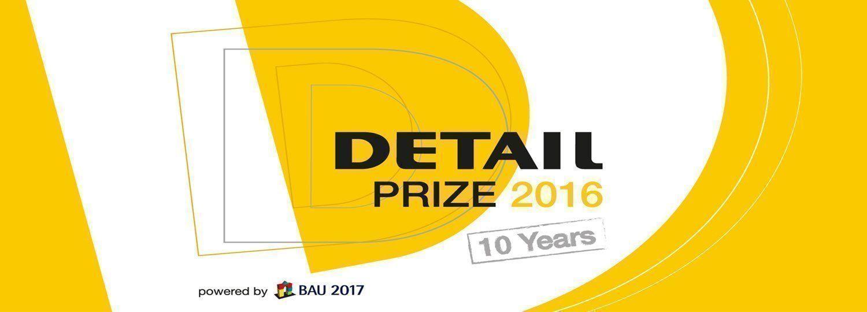Detail Prize 2016