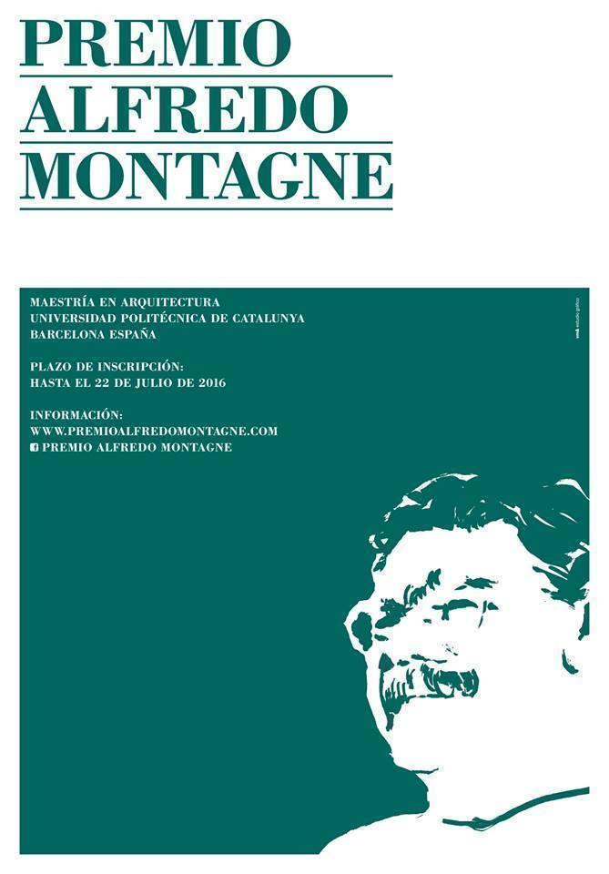 Concuso: Premio Alfredo Montagne