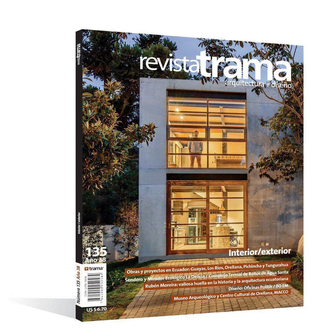 Revista Trama 135: Interior/Exterior