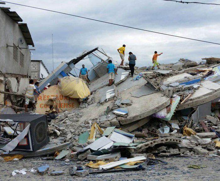La ONU convoca Arquitectos Voluntarios para Ecuador