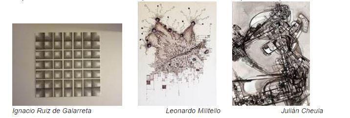 """""""Arte x Arquitectos en la SCA / 2016"""" – 3° muestra"""
