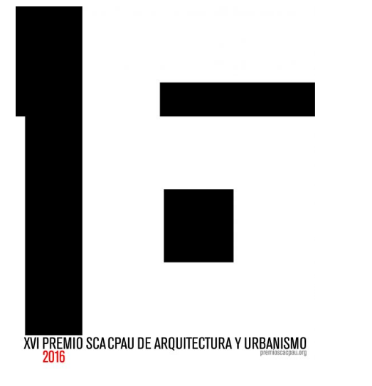 Premio SCA-CPAU de Arquitectura y Urbanismo 2016