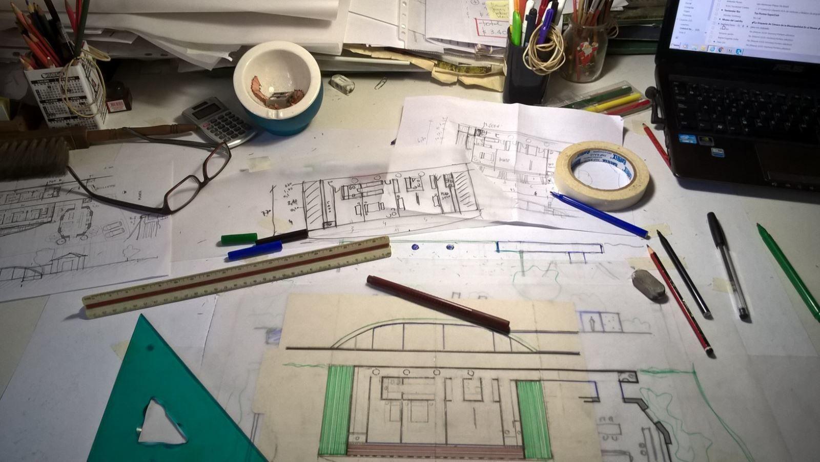 Reflexiones sobre Arquitectura