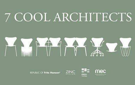 Exposición: 7 Cool Architects