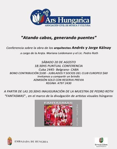 ARQA - Moderna Buenos Aires - Atando cabos, generando puentes
