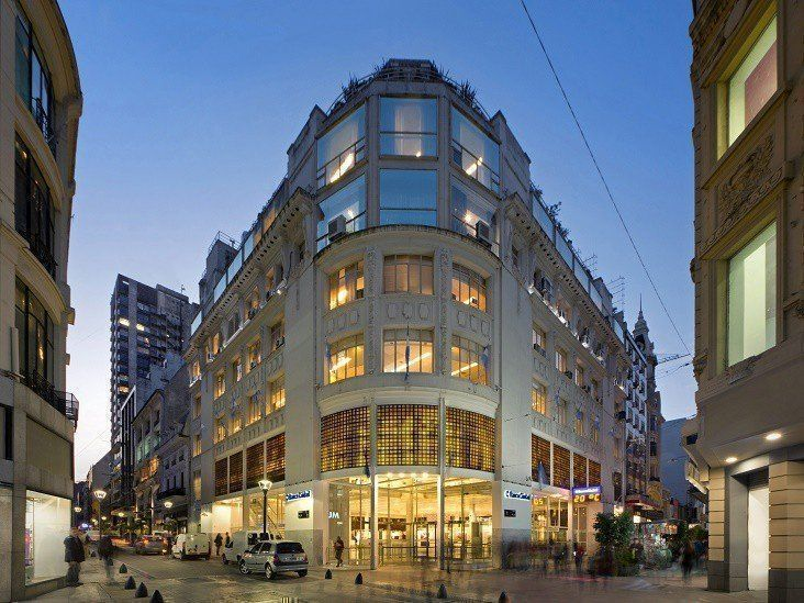 ARQA - Moderna Buenos Aires - Banco Ciudad