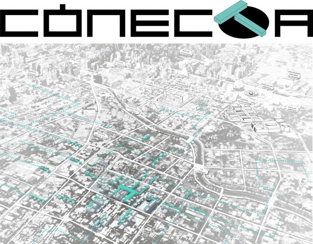Conecta: densificación y vivienda en la ciudad de Córdoba