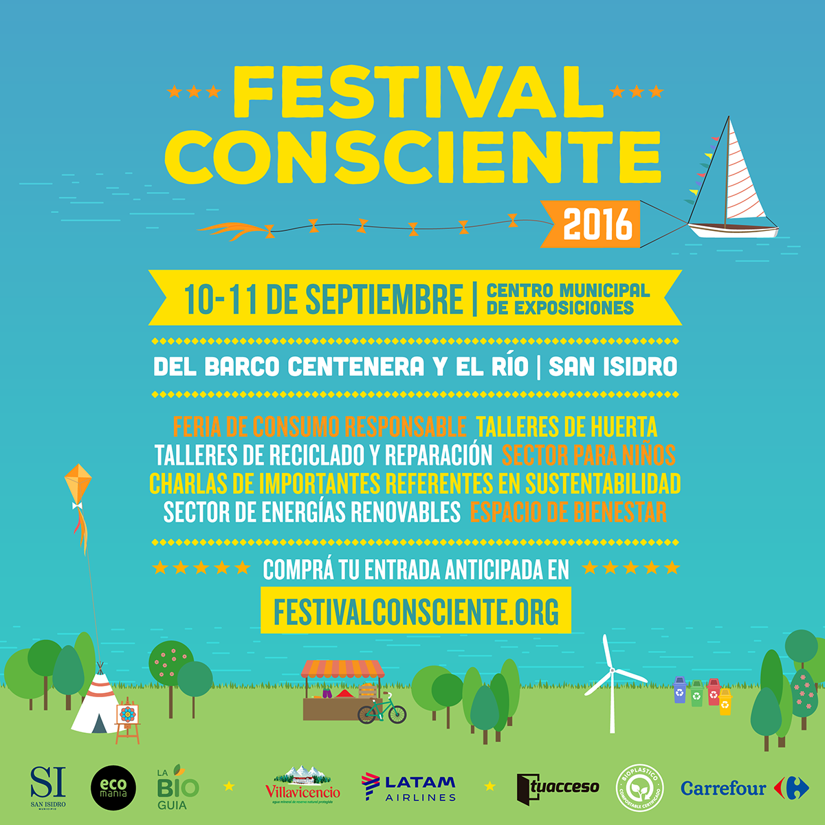 Festival Consciente 2016
