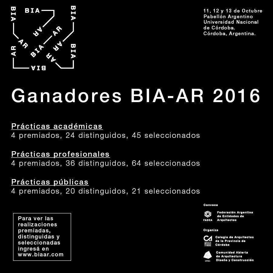 BIA-AR 2016