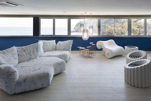 Sofa: Standard Nuvola by Francesco Binfaré – Edra