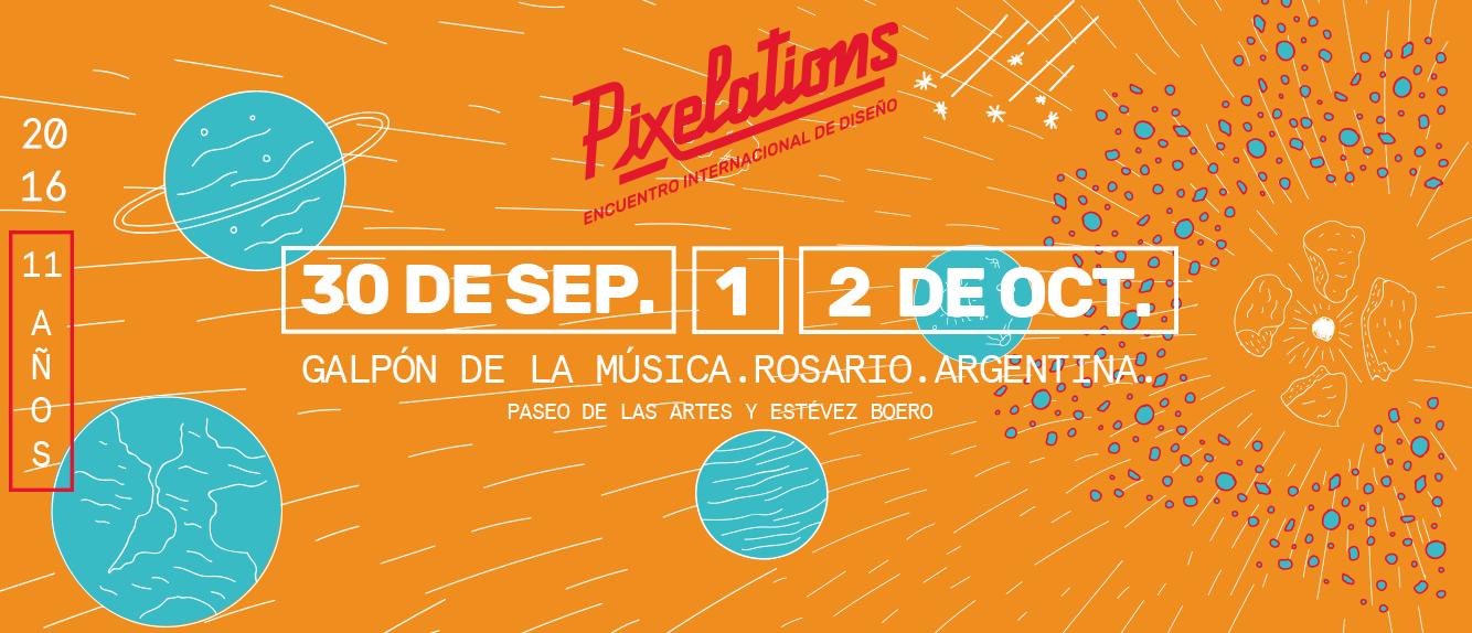 Pixelations 2016