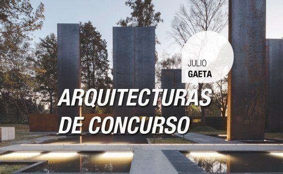 Conferencia Julio Gaeta: Arquitecturas de Concurso
