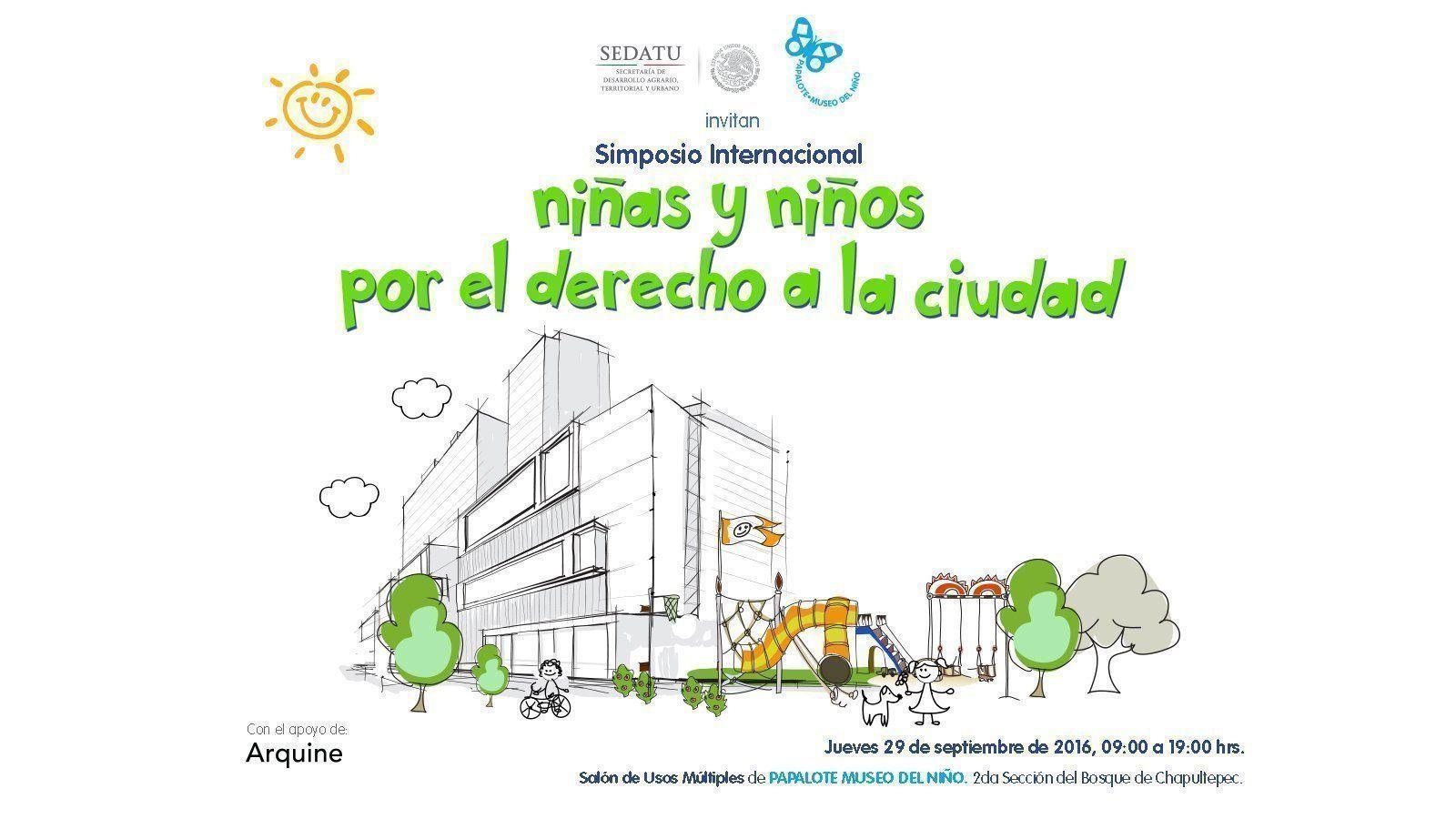 Simposio Internacional Niños y Niñas por el Derecho a la Ciudad
