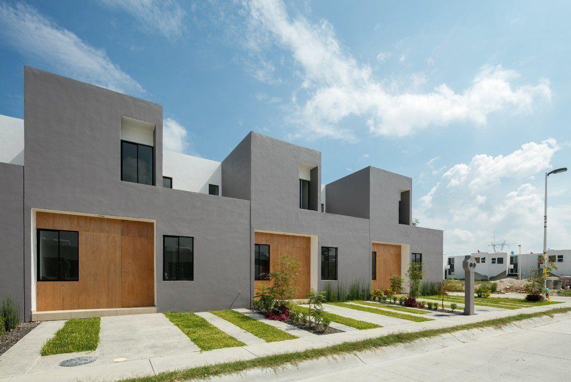 Viviendas san ignacio arqa for Vivienda arquitectura