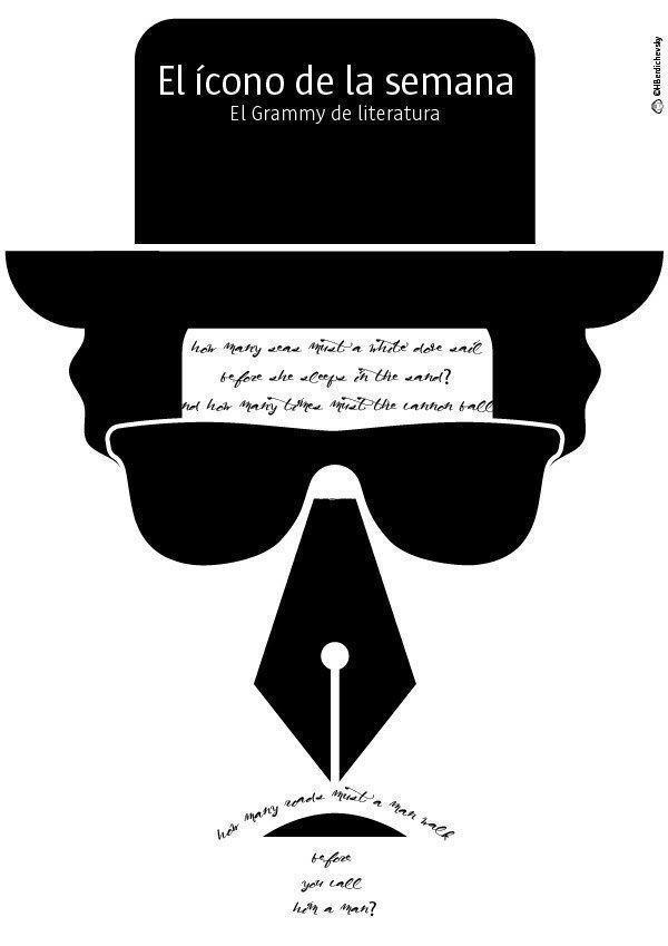 El Grammy de literatura, El ícono de la semana