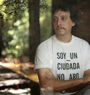 """Conferencia de Solano Benítez en FADU: """"El proyecto en la crisis de la sustentabilidad"""""""