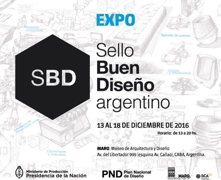 Buen Diseño Argentino en el MARQ