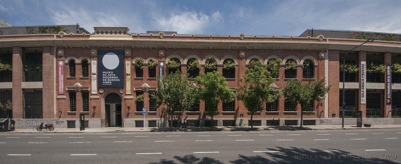 MAMBA -Museo de Arte Moderno- ex fábrica Nobleza Picardo, por Moderna Buenos Aires