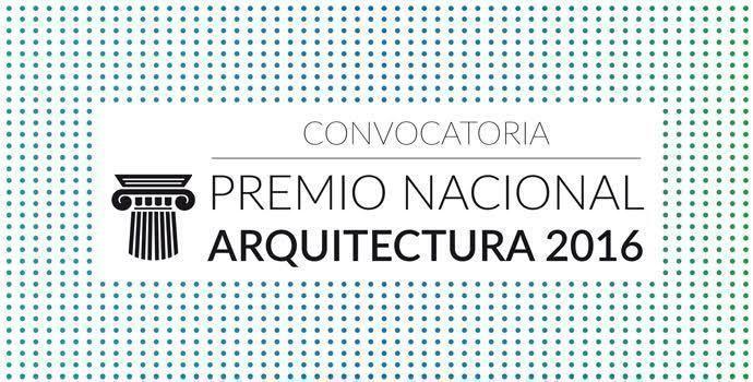 Colegio de Arquitectos abre postulaciones a Premio Nacional de Arquitectura 2016