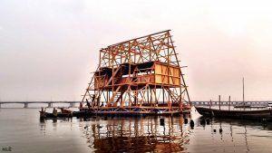 Photography: Courtesy of NLÉ architects