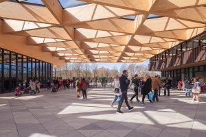 Images: by Mecanoo architecten