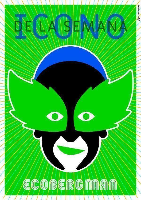 EcoBergman, El ícono de la semana