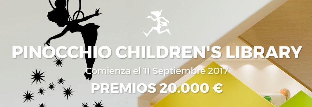Concurso: Pinocchio Children's Library