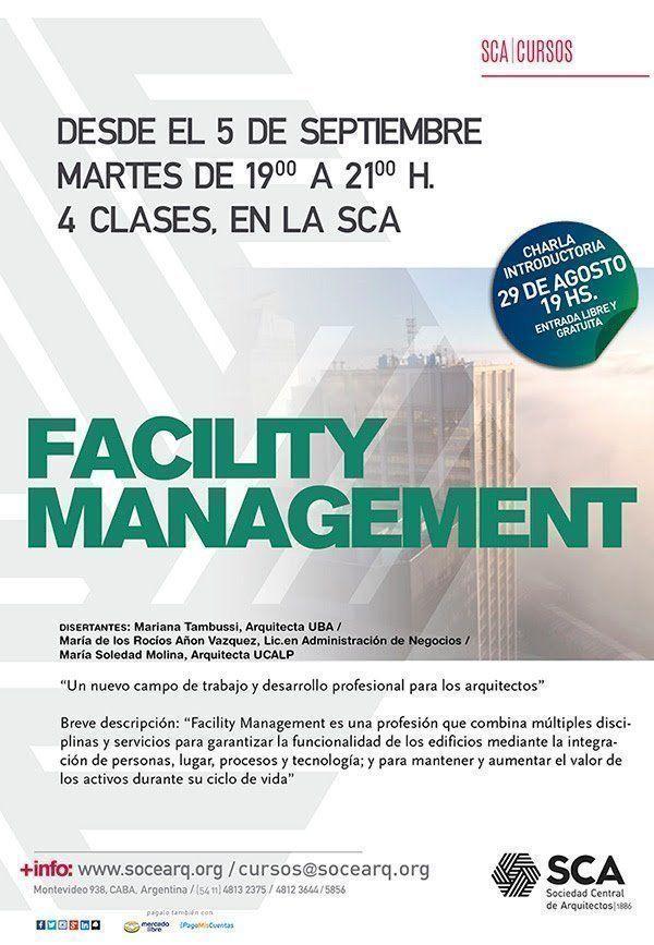 Curso de Facility Management
