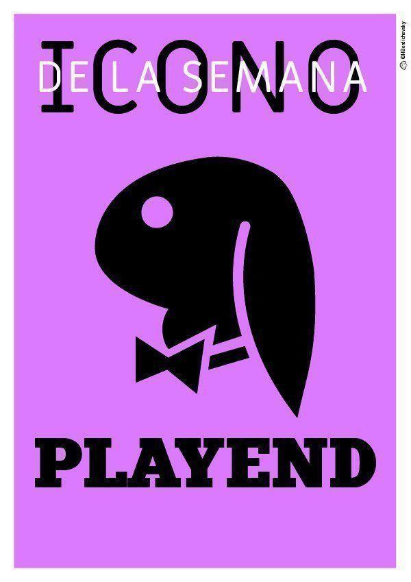 PLAYEND, El ícono de la semana