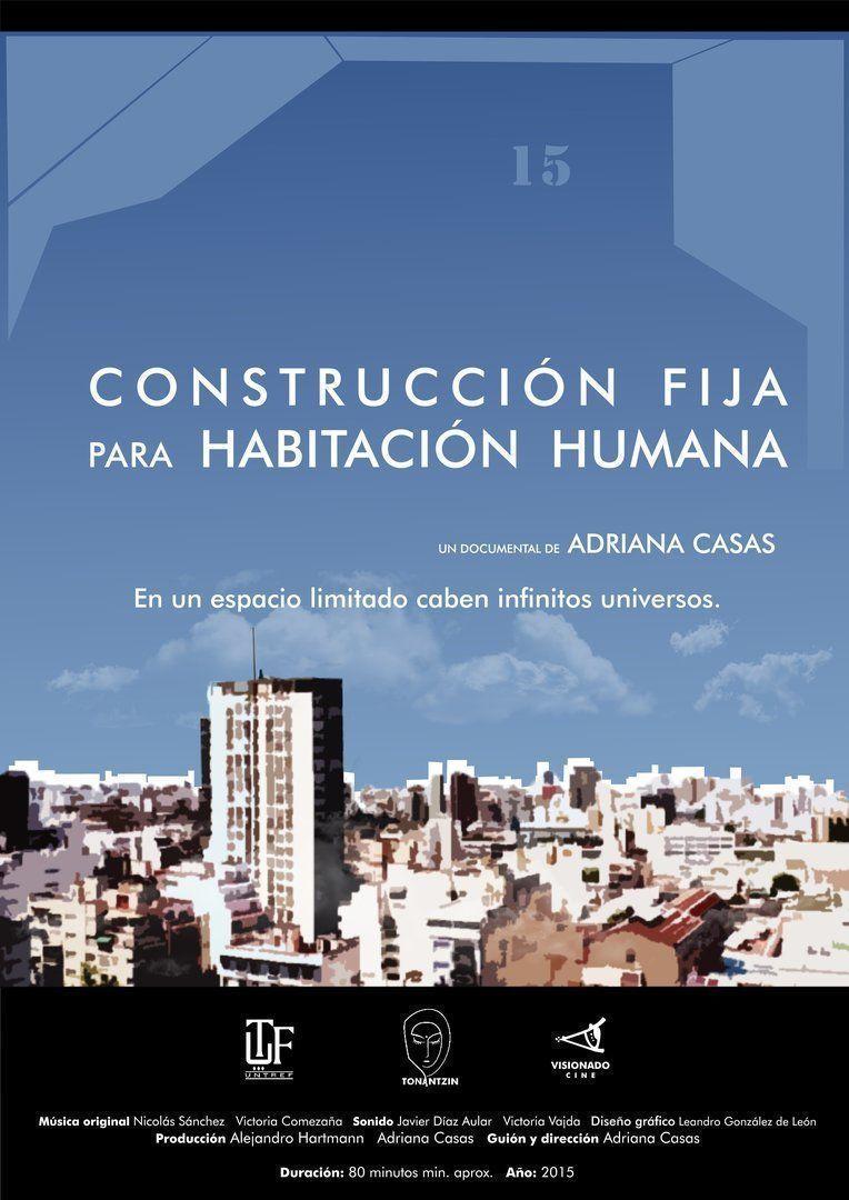CineClub CPAU: Construcción Fija para la la Habitación Humana