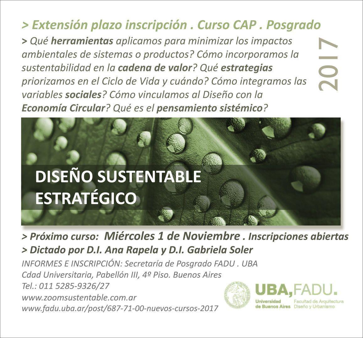 Diseño Sustentable Estratégico