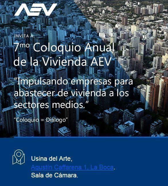 Coloquio de la Vivienda AEV 2017
