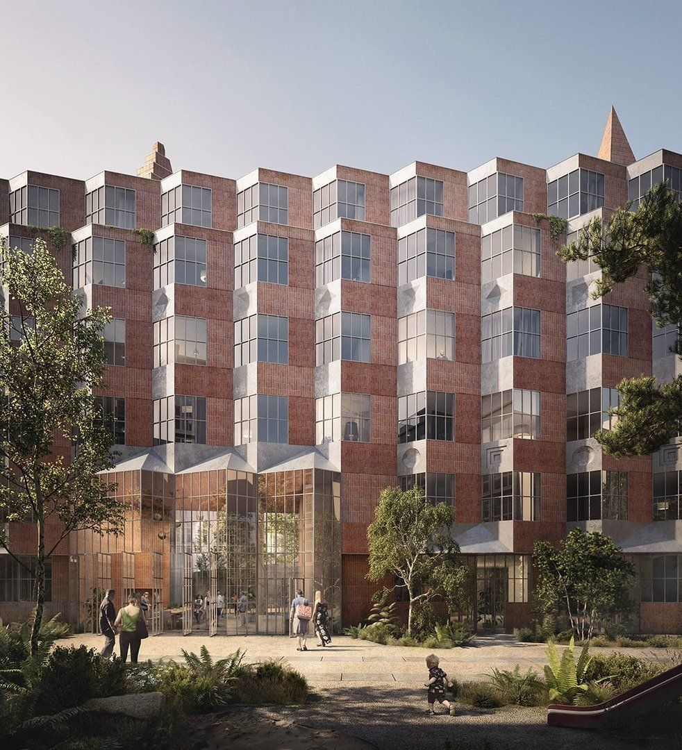 David Kohn Architects win major Berlin housing competition ...