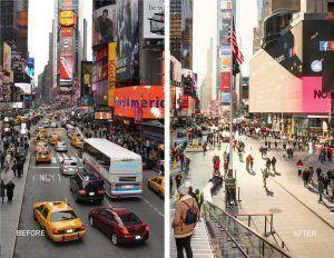 Fotografías:Michael Grimm, NYC DOT, Snøhetta