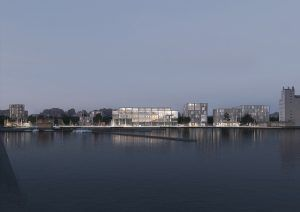 Images: by C.F. Møller Architects